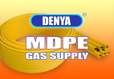 denya mdpe gas pipe